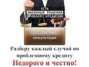 Услуги кредитного юриста недорого